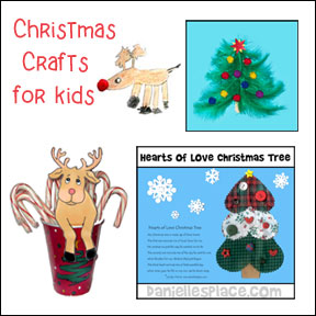Christmas Crafts Page 2 from www.daniellesplace.com