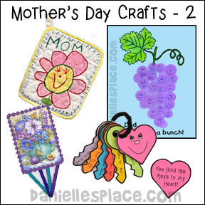 Mother's Day Crafts Page 2