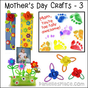 Mother's Day Crafts Page 3