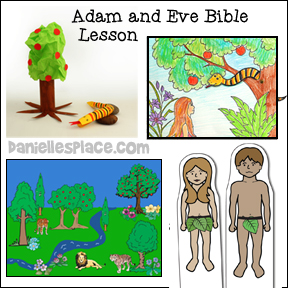 Bible Crafts And Bible Games For Children S Sunday School