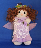 Sock Doll Fairy