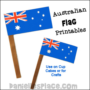 Australia Day Crafts for Kids