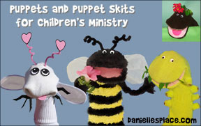 Puppets Skits for Children's Ministry and Children's Church