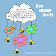 Bee Mobile Craft