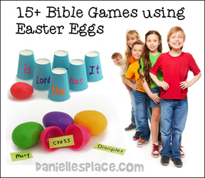 15 plus easter bible games for childrens ministry from www.daniellesplace.com