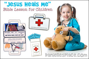 Jesus Heals Me - Doctor and Paramedic -Theme