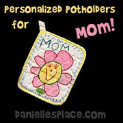 Mother's Day Potholder Craft