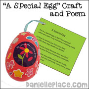A Very Special Egg Bible Lesson