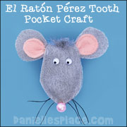 Mouse Tooth Pocket Craft