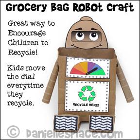 How To Make Robot Craft