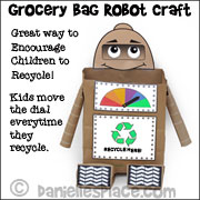 Recycle Robot