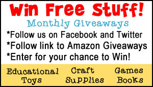 Win Free Stuff for your Sunday school, Preschool, or Homeschool