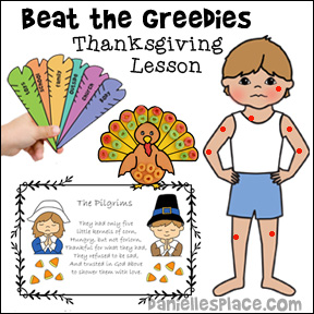 Beat the Greedies Bible Lesson for Children from www.daniellesplace.com