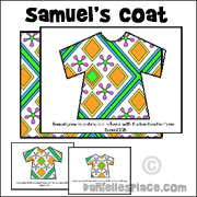 Samuel's Coat Craft from www.daniellesplace.com