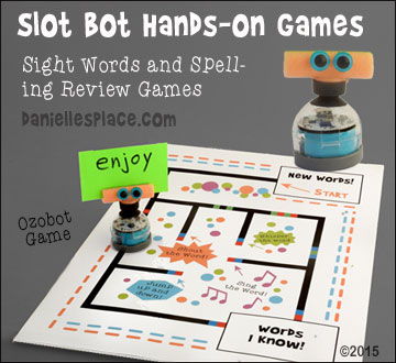slot bot hands on games