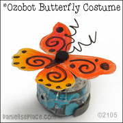 Butterfly Ozobot Costume