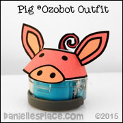 Pig Ozobot Outfit from www.daniellesplace.com