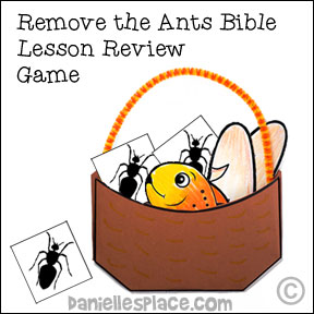 Ant in the Basket Review Game