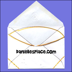 Envelope Basket Diagram from www.daniellesplace.com
