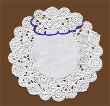 doily sheep craft sheep crafts and activities can make 1884