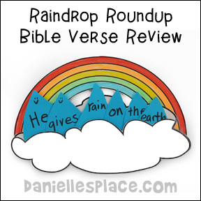 Raindrop Roundup Review Game from www.daniellesplace.com