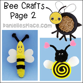 Bee Crafts Page 2
