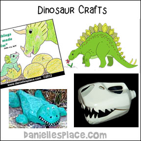 Fast And Easy Crafts For Kids From Danielle S Place