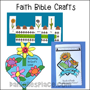 Cheap And Easy Bible Crafts For Children S Ministry From Danielle S