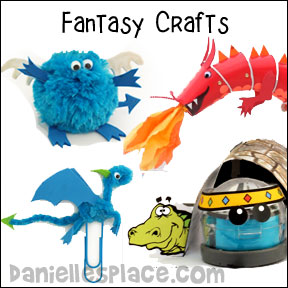 Fantasy Crafts for Kids