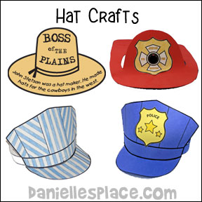 Crafts for Kids from Danielle\'s Place of Crafts and Activities