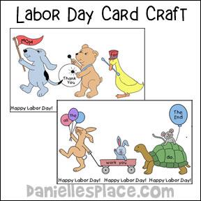 labor day crafts kids can make