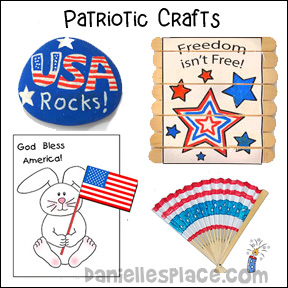 Patriotic Crafts and Educational Activities