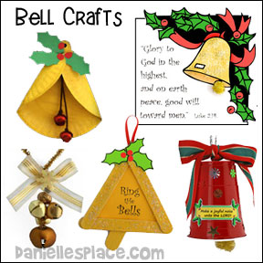 Bell Christmas Crafts