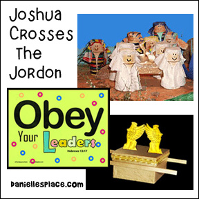 Obey Your Leaders Joshua Bible Lesson