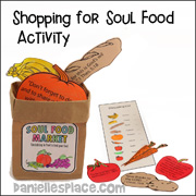 Soul Food Market Activity from www.daniellesplace.com