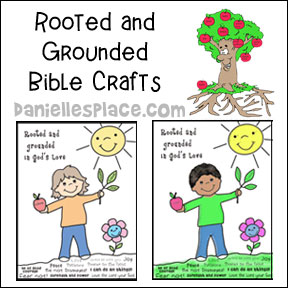 Rooted and Grounded Bible Crafts