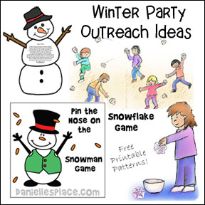Winter Outreach Ideas for Children's Ministry from www.daniellesplace.com
