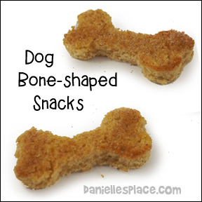 dog bone snack