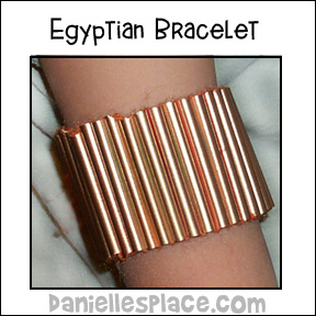Egyptian Armbrand Craft