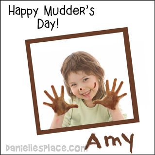 Happy Mudder's Day Gift for Mothers from www.daniellesplace.com