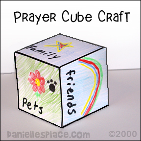 prayer die craft