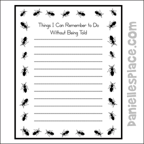 Ant List paper