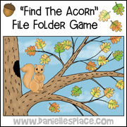 Find the acorn