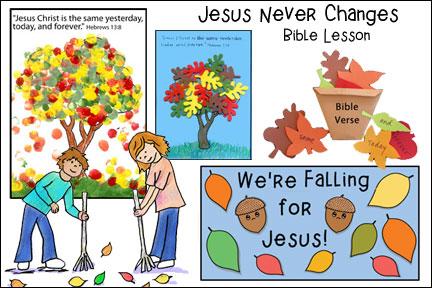 God Never Changes Craft