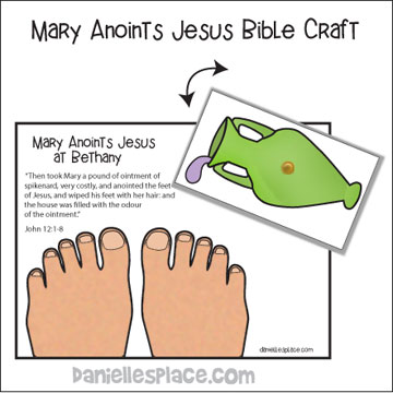 Mary And Martha Bible Crafts And Activity Ideas For Sunday