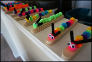 Butterfly to caterpillar Craft for Kids
