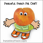 Peaceful Peach Craft