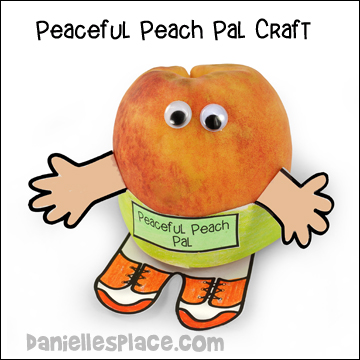 Peaceful Peach Pal