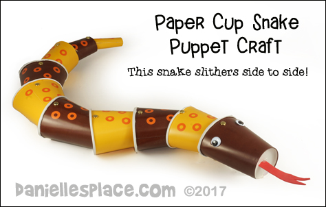 Snake Crafts and Activities for Children, Snake Crafts Children can ...