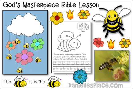 >ABC, I Believe Bible Bee  Lesson for Homeschool
